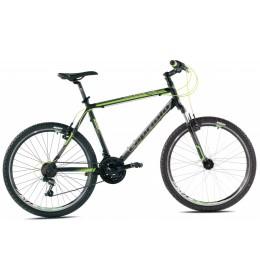 Mountain Bike Attack Man 26 Crna i Zelena 20