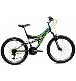 Mountain Bike CTX 240 24 Crna i Plava 15