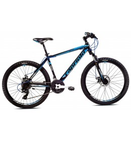 Mountain Bike Oxygen 26 Crna i Plava 18