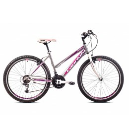 Mountain Bike Passion Lady 26 ljubičasto sivi 17