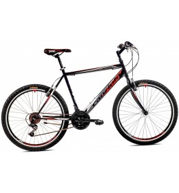 Mountain Bike Passion Man 26 Crna i Crvena 21