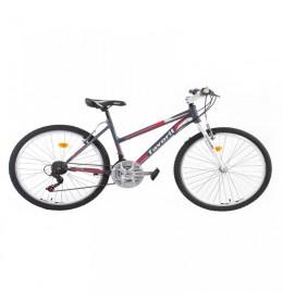 Mountin Bike Contessa 26in 18 siva-ciklama