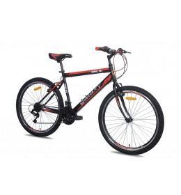 Mountin Bike Delhi 26in 18 crna-crvena
