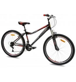 Mountin bike Galaxy Foster 6.0 26 in18 crno crvena