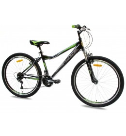 Mountin bike Galaxy Foster 6.0 26 in18 crno zelena