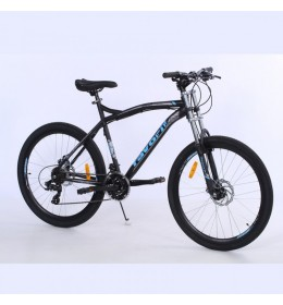 Mountin bike Kronos 26in  21 crna-plava-siva mat