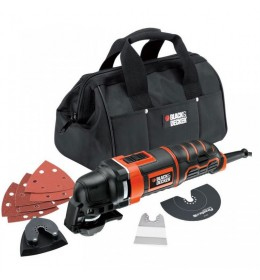 Multi-funkcionalni alat Black&Decker MT280BA