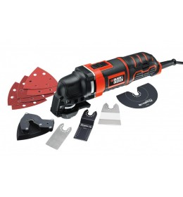 Multi-funkcionalni alat Black&Decker MT300KA