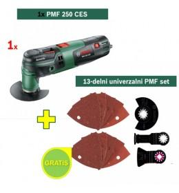 Multifunkcionalni alat Bosch PMF 250 CES + Poklon