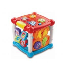 Muzička igračka aktiviti kocka