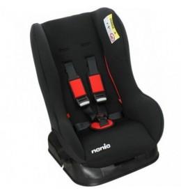 Nania auto sedište Basic 0/1 0-18kg eco red-crno crveno