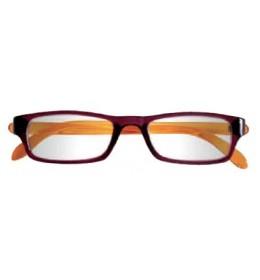 Naočare za čitanje sa dioptrijom Prontoleggo LUMINA bordo-žute