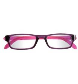 Naočare za čitanje sa dioptrijom Prontoleggo  LUMINA ljubičasto-pink