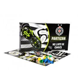 Ne ljuti se čoveče Partizan