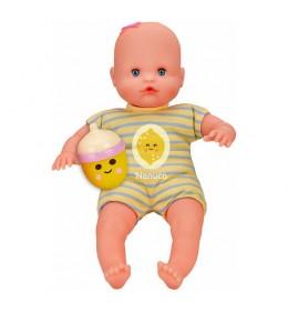 Nenuco beba s bočicom mekana žuta