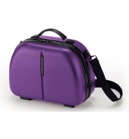 Neseser Paradise purple 35x28x18 cm