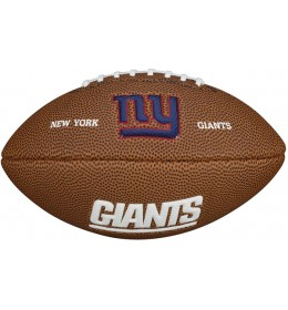 Lopta za ragbi  NLF New York Giants Mini WTF1533XBNG