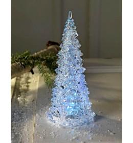 Novogodišnja LED jelka 23 cm