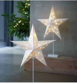 Novogodišnja led zvezda Gud