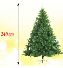 Gusta novogodišnja jelka Nordmann King 240 cm