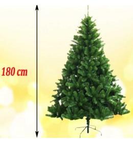 Gusta novogodišnja jelka Nordmann King 180 cm