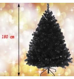 Crna novogodišnja jelka Wonder Black 180 cm