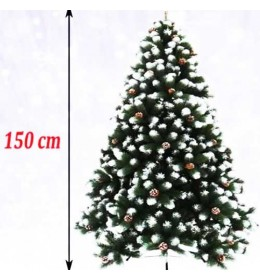Gusta novogodišnja jelka Tirol Pine 150 cm