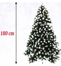 Gusta novogodišnja jelka Tirol Pine 180 cm