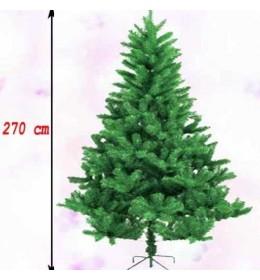 Realistična novogodišnja jelka 270 cm