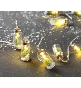 Novogodišnje lampice JERFLYG 10LED