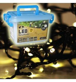 Novogodišnje LED lampice 18m toplo bele 360 sijalica za spoljnu i unutrašnju upotrebu