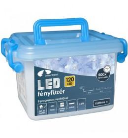 Novogodišnje LED lampice plave 12m za spoljašnju i unutrašnju upotrebu