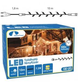 Novogodišnje LED lampice za spoljnu i unutrašnju upotrebu 10 m