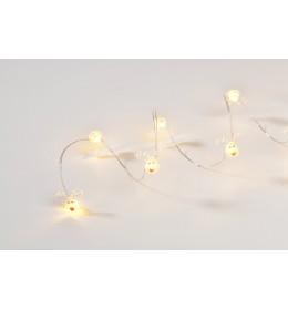 Novogodišnje LED sijalice irvas 2m