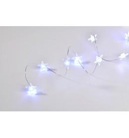 Novogodišnje LED sijalice zvezda 2m