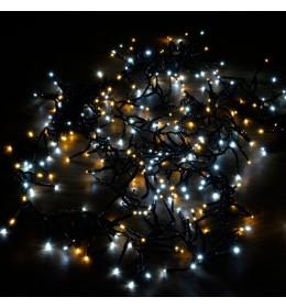 Novogodišnji svetleći niz Jin-Jang