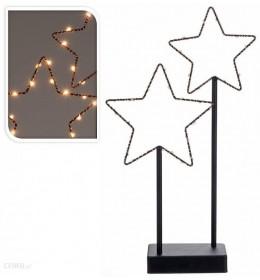 Novogodišnji ukras LED Zvezde 40cm