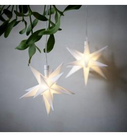 Novogodišnji ukras zvezda Frost