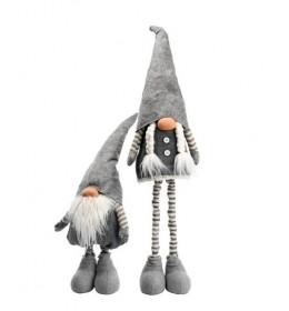 Novogodišnji vilenjak sivi