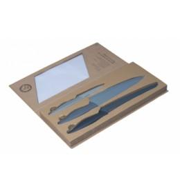 Noževi sa teflonskim premazom set 3/1 Texell TNT-S174