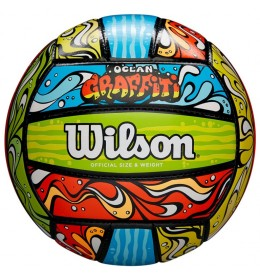Odbojkaška lopta Wilson Graffiti Ocean
