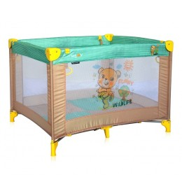 Ogradica Play Beige i Green Honey Bear