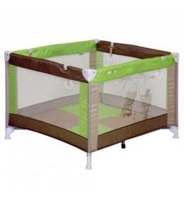 Ogradica za bebe Bertoni Play Beige & Green Bears