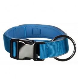Ogrlica za pse široka veličina L-XL Trixie Expiriance Plava