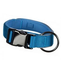 Ogrlica za pse široka veličina M-L Trixie Expiriance Plava