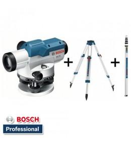 Optički uređaj za nivelisanje Bosch GOL 32 D + BT 160 + GR 500