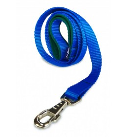 Povodac za psa Pet line sa licem plavim 120 cm