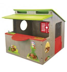 Kućica Kiosk za decu Paradiso