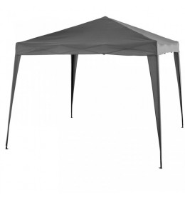 Paviljon Jerry sivi 270x270 cm sa mehanizom