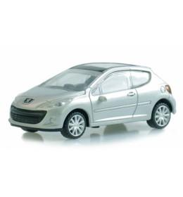 Automobil Rastar Peugeot 207 1:43